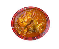Kerala Fish Curry Royalty Free Stock Photography