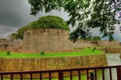 Kerala - het Eigen Land van de God stock afbeelding