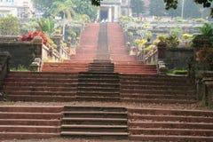 Kerala India. City of cochin in Kerala India stock photo