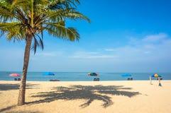 Kerala, India Vakantie in exotisch land Royalty-vrije Stock Afbeelding