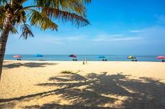 Kerala, India Vakantie in exotisch land Royalty-vrije Stock Afbeeldingen