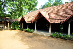 Kerala modela dom zdjęcia stock