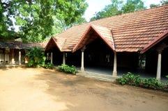 Kerala modell House arkivfoton