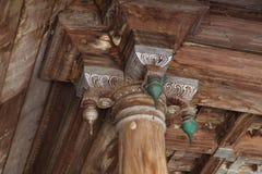 Kerala modell House arkivfoto