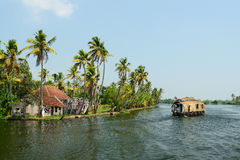 Kerala state in India Royalty Free Stock Images