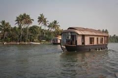 Kerala stojące wody obraz stock