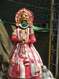Kerala tradycyjny Obrazy Stock