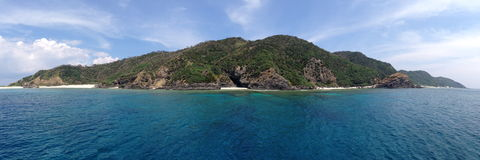 Kerama Islands, Okinawa, Japan royalty free stock photos