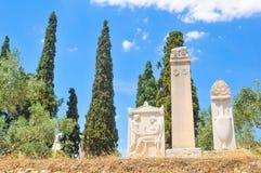 Kerameikos, Athens, Greece Royalty Free Stock Photography