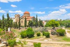 Kerameikos, Athens, Greece Royalty Free Stock Photo