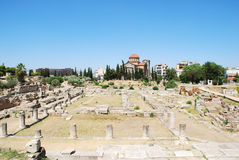 Kerameikos Royalty Free Stock Photos