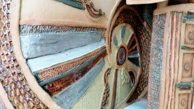 keramiek De textuur van de keramiekoppervlakte Stock Foto's