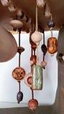 keramiek De textuur van de keramiekoppervlakte Royalty-vrije Stock Foto
