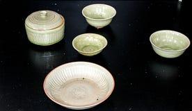 Keramik av Thailand royaltyfri bild