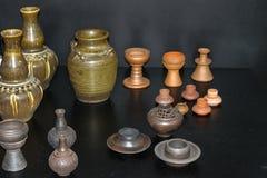 Keramik av Thailand royaltyfri fotografi