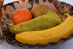 Keramik för frukt Royaltyfria Bilder