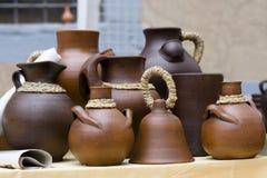 keramik mig Arkivfoto