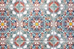 keramik stänger upp tegelplattor fotografering för bildbyråer