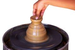 keramiker Royaltyfri Foto