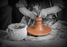 Keramiker Arkivfoton