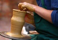 keramiker royaltyfri fotografi