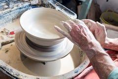 Keramikerhjul Arkivbild