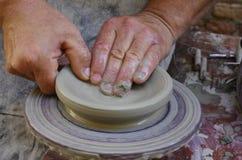 Keramikern Royaltyfri Fotografi