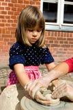 keramikerutbildning Royaltyfria Bilder