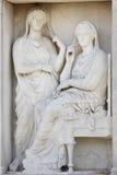 Keramikos Oud Agora in Athene Straat van graven Griekenland Royalty-vrije Stock Foto
