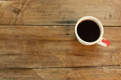 Keramische Kaffeetasse Lizenzfreie Stockbilder