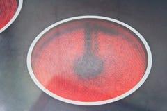 Keramische Ofen-Oberseite lizenzfreies stockfoto