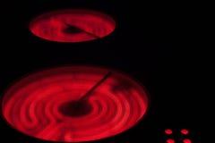 Keramische Ofen-Oberseite Lizenzfreies Stockbild