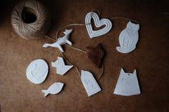 Keramische Spielwaren Stockbild