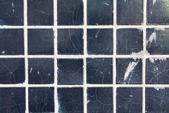Keramische tegelmozaïeken stock afbeeldingen