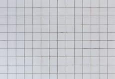 Keramische tegelmuur Stock Fotografie