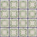 Keramische tegels Royalty-vrije Stock Foto's