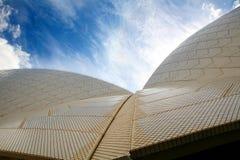 Keramische tegels op Sydney Opera House Stock Afbeelding