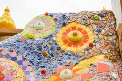 Keramische Wand Lizenzfreies Stockfoto