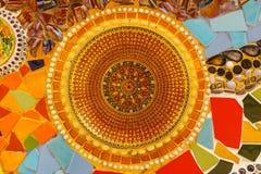 Keramischer Fußboden Lizenzfreies Stockfoto