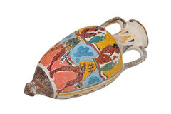 Keramischer Vase Stockfotos