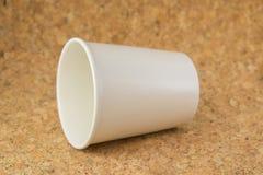 Keramisches Cup Lizenzfreie Stockfotografie
