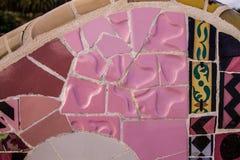 Keramisches Mosaik Lizenzfreie Stockfotos