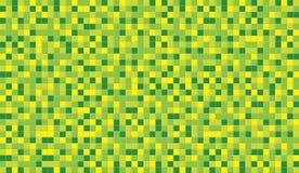 Keramisches Mosaik der grünen Zitrone Lizenzfreie Stockbilder