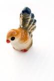 Keramisches Vogel-Modell Lizenzfreies Stockbild