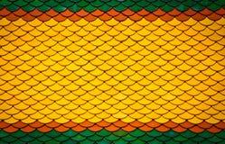 keramisk färgrik tegelplatta Arkivbilder