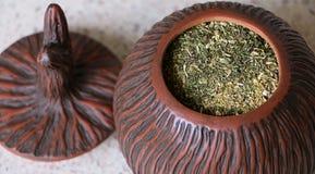 Keramisk kruscloseup för krydda royaltyfri fotografi