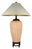 keramisk kulör samtida lamprosttabell royaltyfria bilder