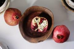 keramisk maträtt Royaltyfri Fotografi