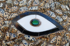 keramisk mosaiksten royaltyfria bilder
