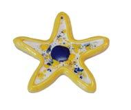 keramisk sjöstjärna Royaltyfri Bild
